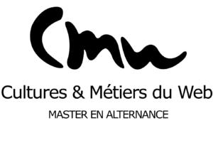 Master Cultures & Métiers du Web